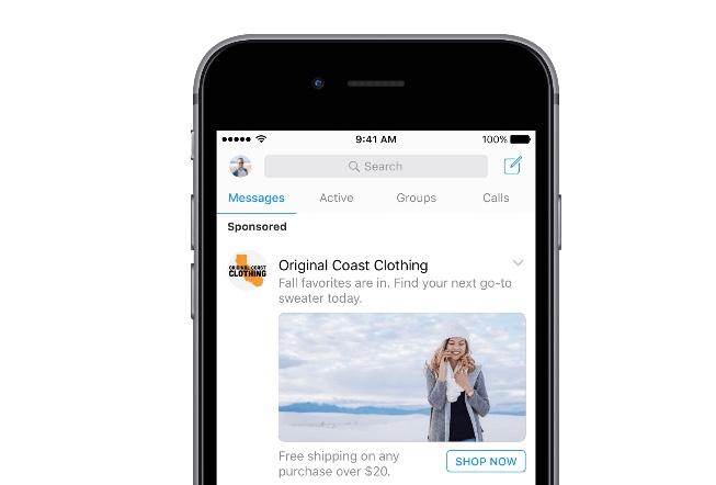 Messenger revolutionises customer engagement