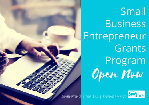 Small Business Entrepreneur Grants Program