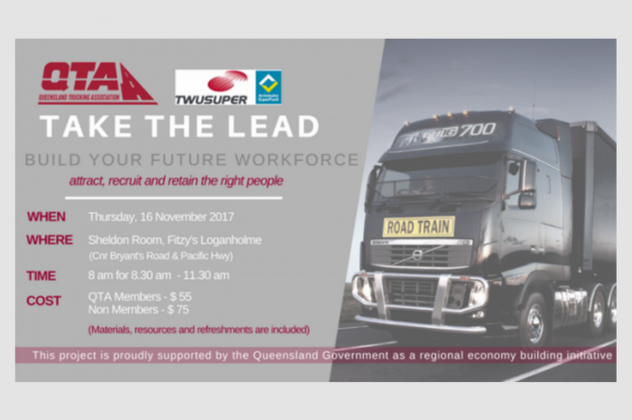 Workshops – Queensland Trucking Association