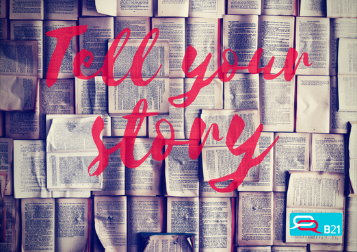 Business success through storytelling