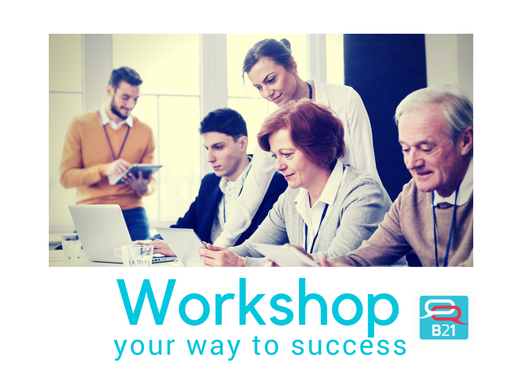 Workshop your way to success