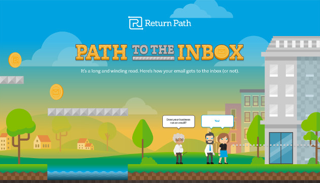 Get your emails read infographic