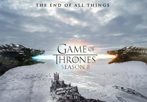 Game of Thrones Season 8 release